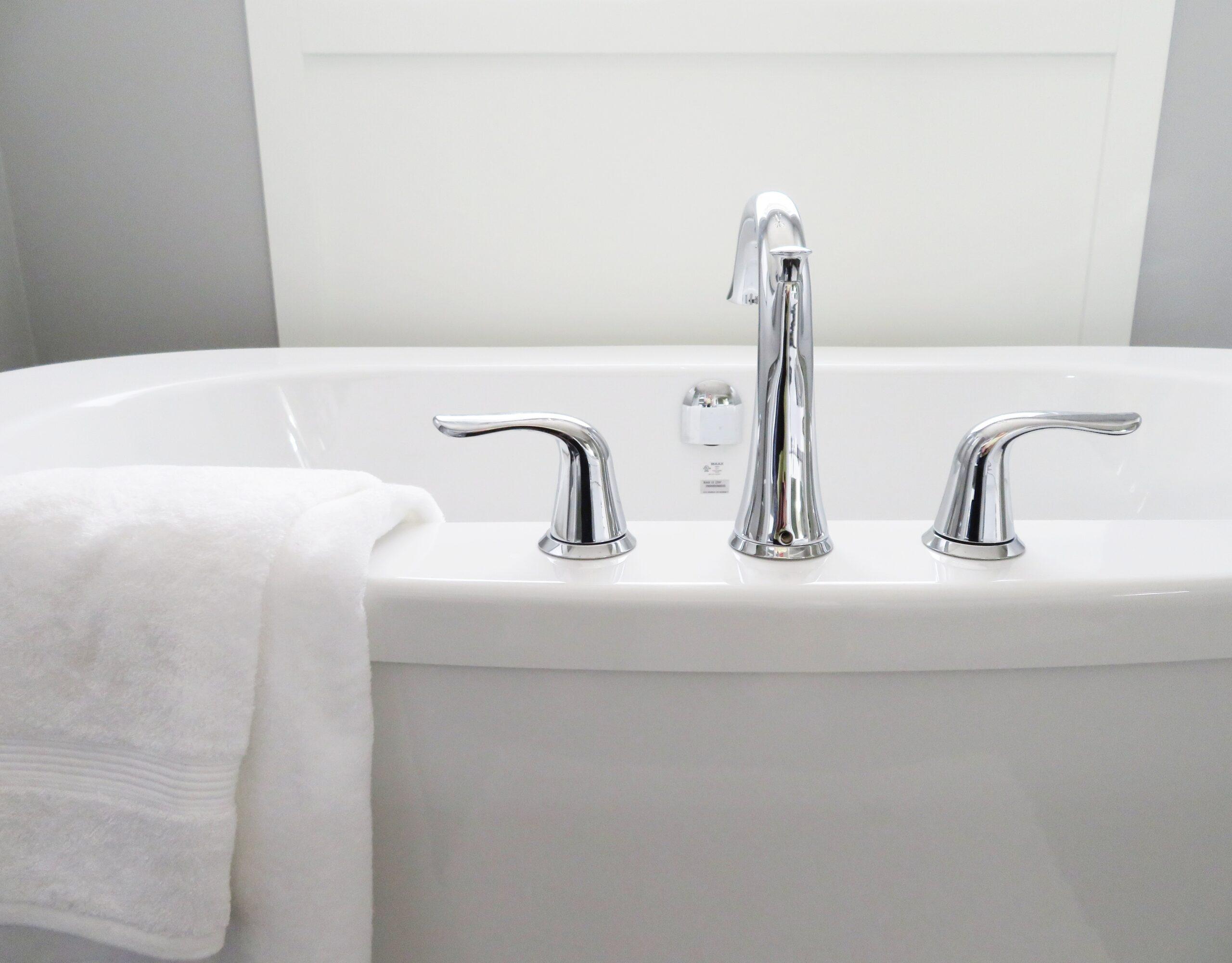 Hvad er prisen på et nyt badeværelse? Besøg nytbaderum.dk