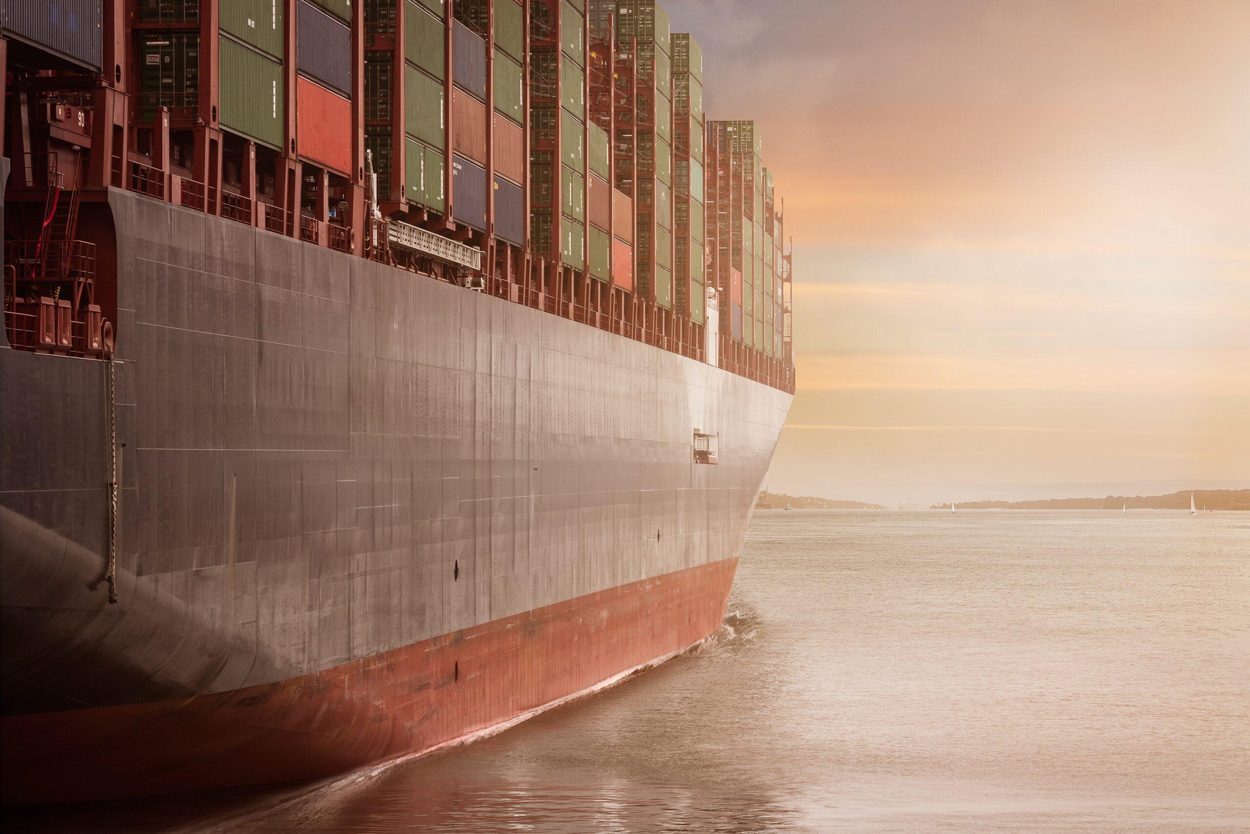 Salg og udlejning af diverse containere såsom 40 fods containere