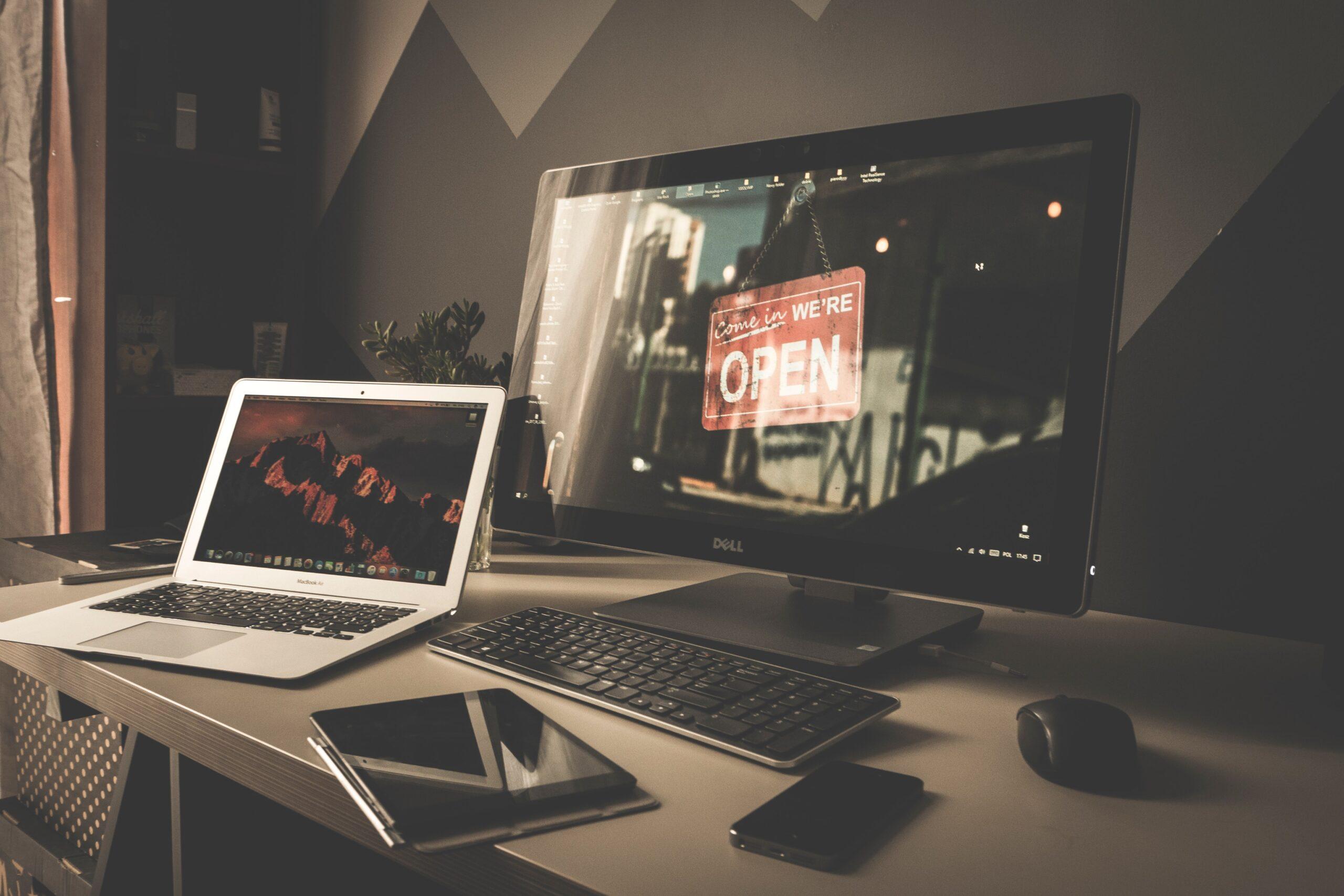 Online forhandler af HP tilbehør og bærbare til gode priser