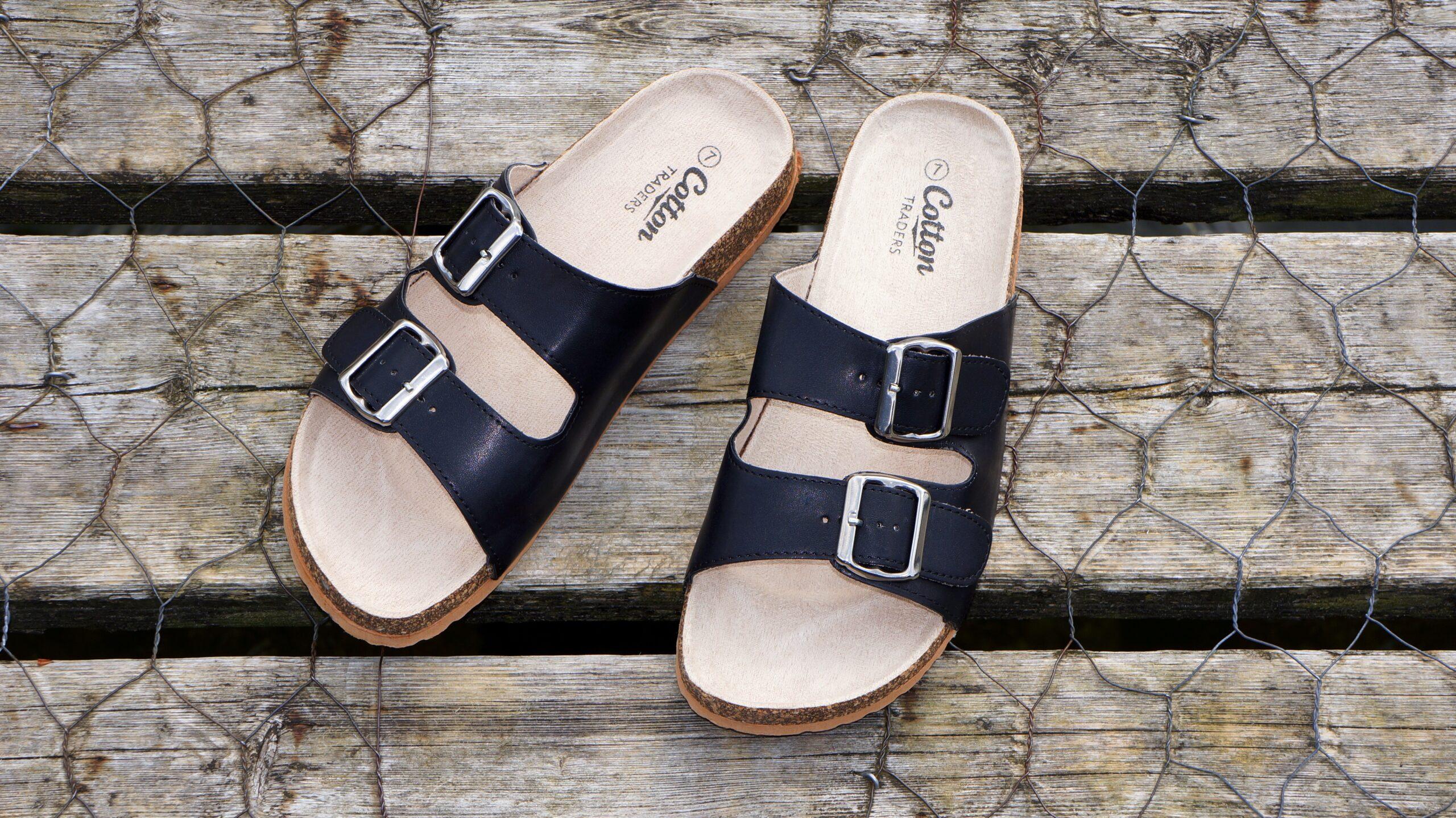 Sko fra New Feet og Green Comfort – billigt hos SeniorSalg.dk
