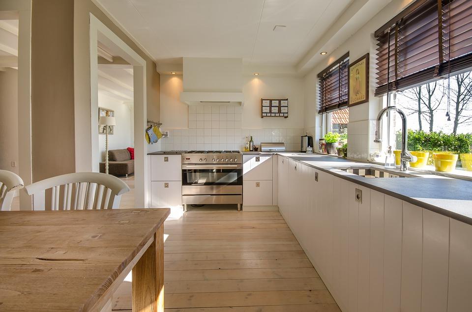 Arkitekttegnede snedkerkøkkener i de bedste materialer