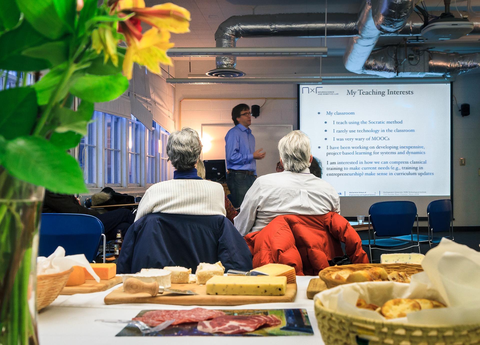Mange tilfredse kunder der har fået leveret catering i Århus og frokostordninger i Østjylland