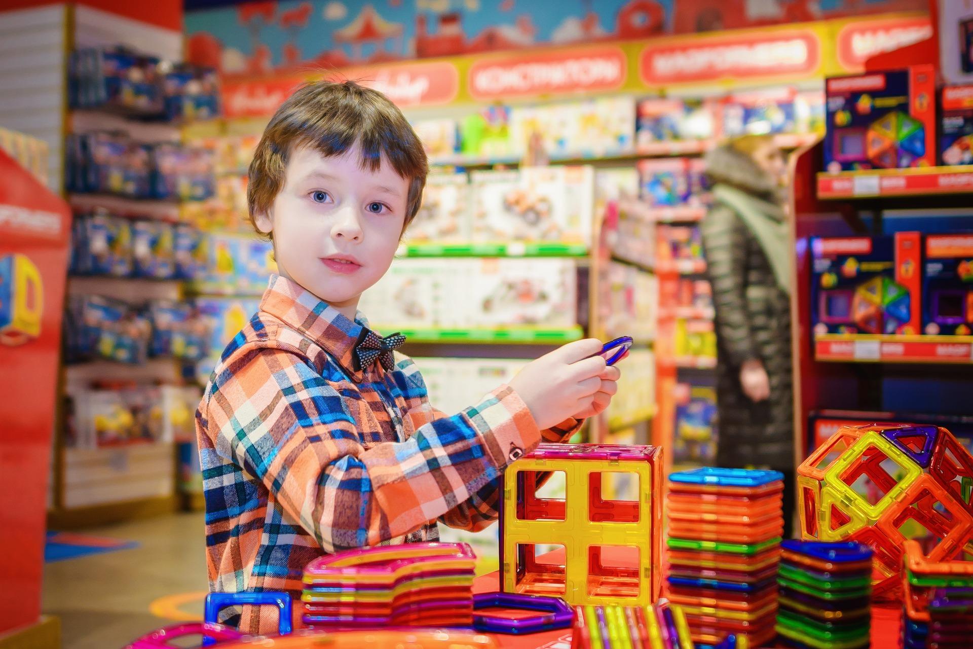 Find legetøj fra populære mærker som Dantoy og PlusPlus på www.legebyen.dk